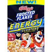 Frosted Flakes w/ Energy Clusters