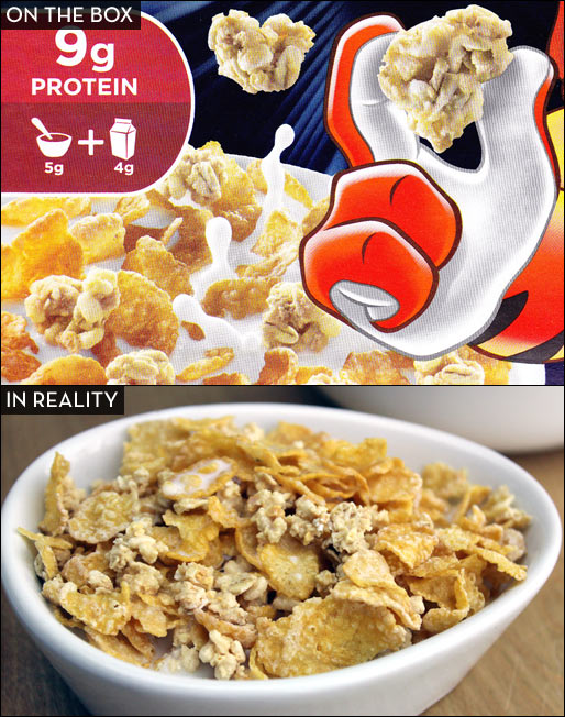 Frosted Flakes w/ Energy Clusters Product Review