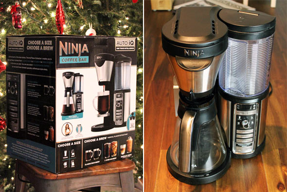 Ninja Coffee Bar Product Review