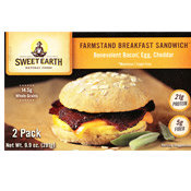 Farmstand Breakfast Sandwich