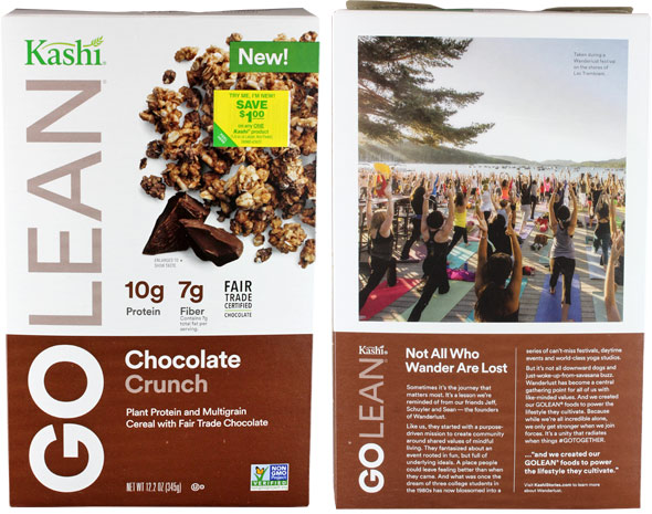 Kashi GOLEAN Chocolate Crunch Product Review