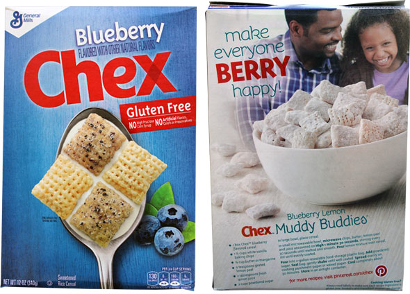 Blueberry Chex Cereal Product Review