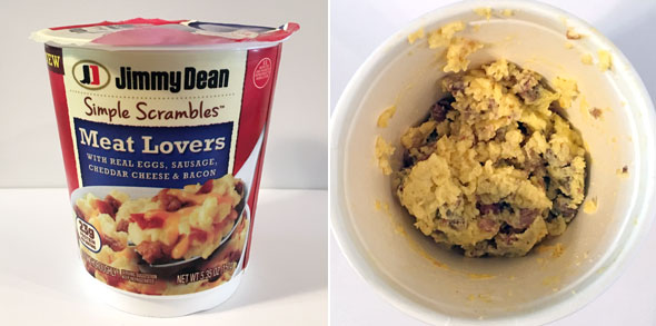 Jimmy Dean Meat Lovers Simple Scrambles Review