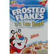 Frosted Flakes - 1/3 Less Sugar