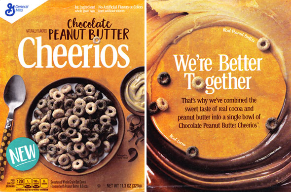 Chocolate Peanut Butter Cheerios Product Review