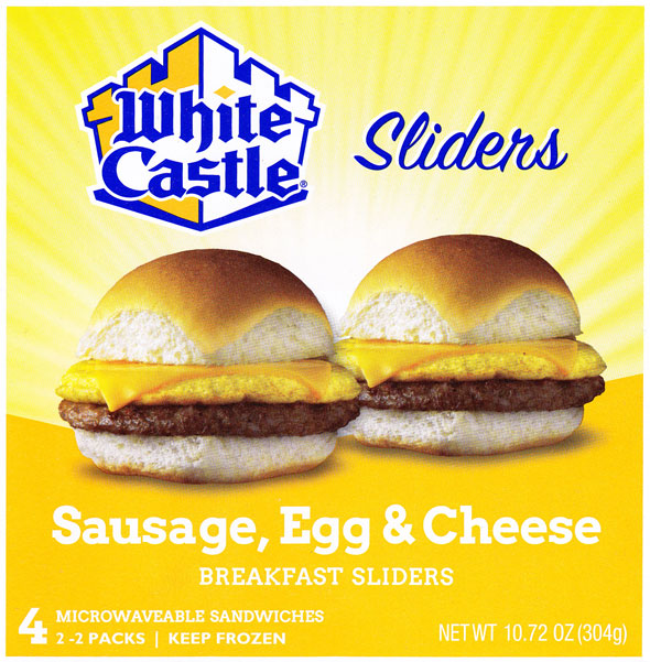 White Castle Breakfast Sliders Product Review