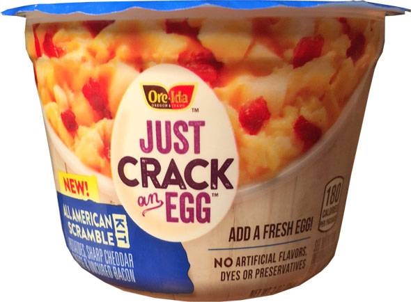Just Crack An Egg All American Scramble
