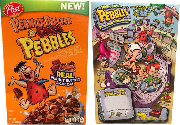 Peanut Butter & Cocoa Pebbles Product Review