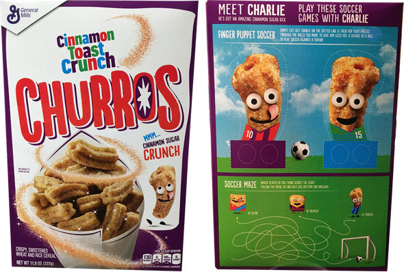 Cinnamon Toast Crunch Churros Cereal Product Review