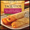 Signature Breakfast Taquitos