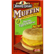Jimmy Dean Muffin Sandwiches