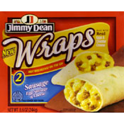 Jimmy Dean Wraps
