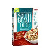 South Beach Diet Toasted Wheats