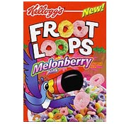 Froot Loops With Melonberry Pink
