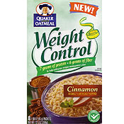 Weight Control Cinnamon Oatmeal