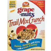 Grape-Nuts Trail Mix Crunch Cereal