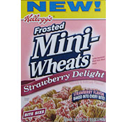 Strawberry Delight Frosted Mini-Wheats