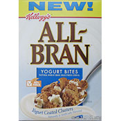 All-Bran Yogurt Bites