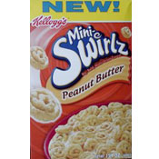 Mini-Swirlz Peanut Butter