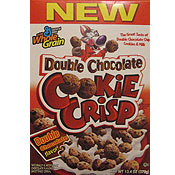 Double Chocolate Cookie Crisp