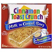 Cinnamon toast crunch milk n cereal bars review mrbreakfast cinnamon toast crunch milk n cereal bars ccuart Image collections