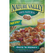 Nature Valley Crunchy Cereals