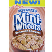 Cinnamon Streusel Frosted Mini-Wheats