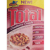 Cranberry Crunch Total
