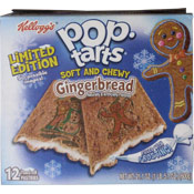 Gingerbread Pop-Tarts