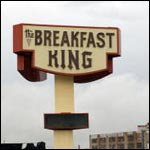 Breakfast King in Denver