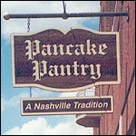 Pancake Pantry in Nashville