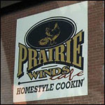 Prairie Winds Cafe in Molt