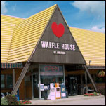 Waffle House of America in Lawrence