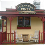 Little Depot Diner in Peabody