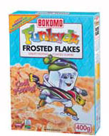 Funkydz Frosted Flakes