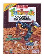 Funkydz Chocolate Rice Crunchies