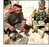 Breakfast In Iraq