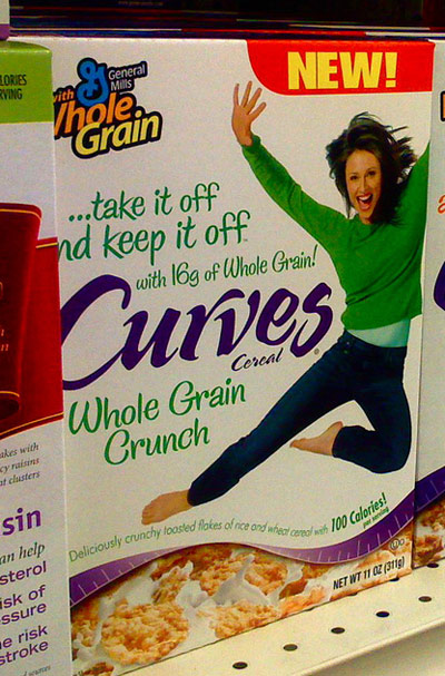 Curves Whole Grain Crunch