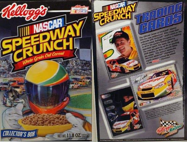 NASCAR Speedway Crunch