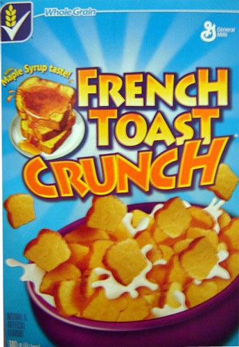 Canadian French Toast Crunch