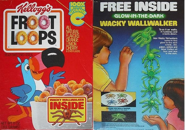 50 Greatest Cereal Box Prizes | MrBreakfast.com