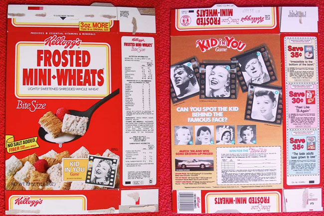 Frosted Mini-Wheats - Kid In You