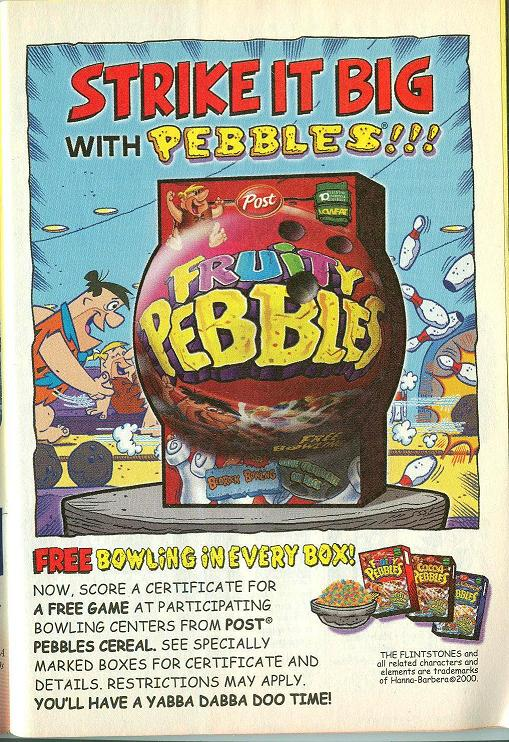 Fruity Pebbles: Fruity Pebbles Ad From 2000 | 509 x 742 jpeg 125kB