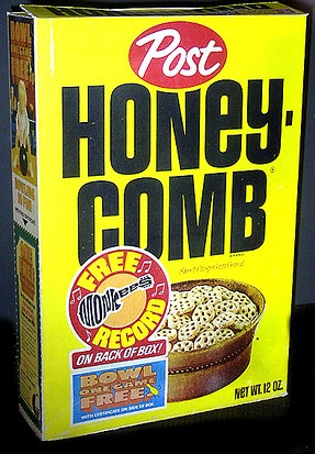 Honey Comb Cereal Picture Collection