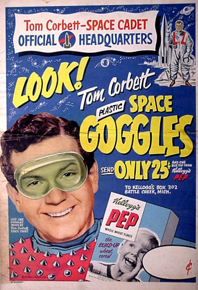 Pep Space Goggles