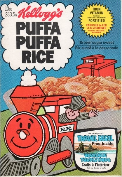 Puffa Puffa Rice Canadian Box