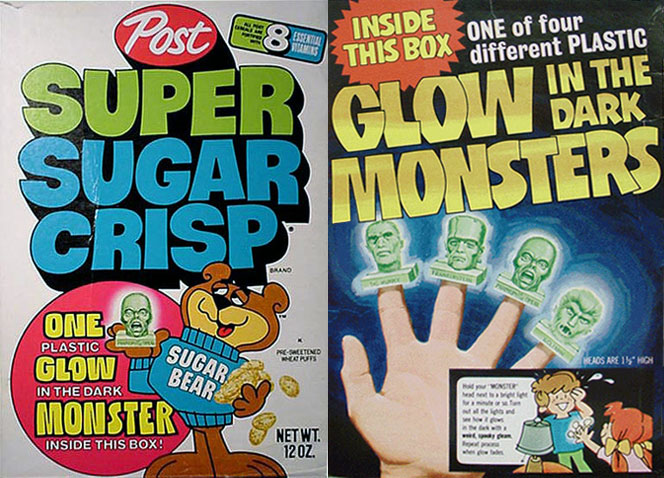 50 Greatest Cereal Box Prizes | MrBreakfast com