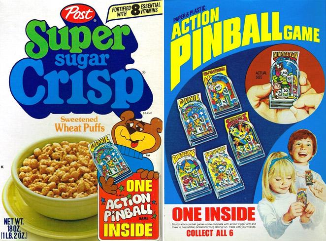 50 Greatest Cereal Box Prizes Mrbreakfastcom