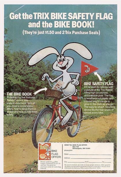 Trix: Trix Bike Safety Ad