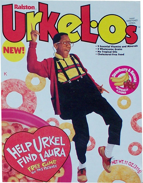 Urkel-Os Box - Urkel Dance